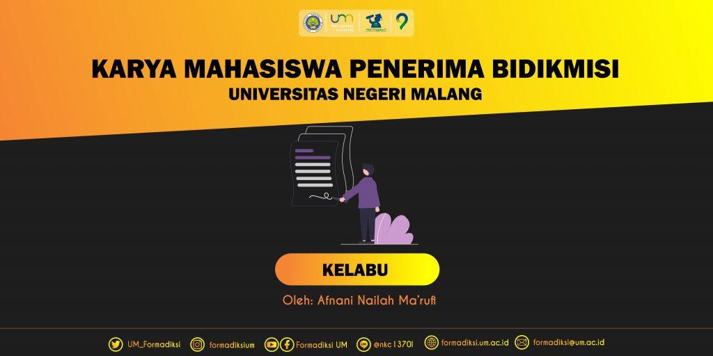 FI Karya Afnani Nailah Ma'rufi