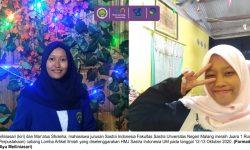 Berkarya dan Berprestasi, Mahasiswa Penerima Bidikmisi UM Raih Juara Rumilus