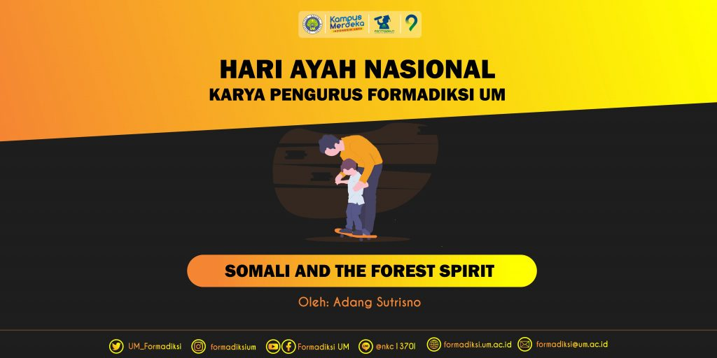Somali and The Forest Spirit