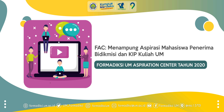 FAC: Menampung Aspirasi Mahasiswa Penerima Bidikmisi dan KIP Kuliah UM